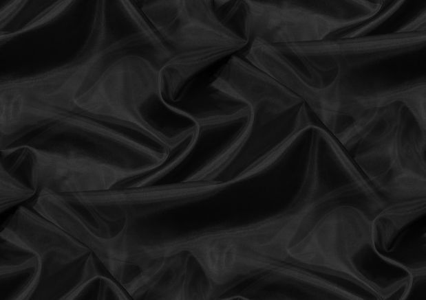 Black silk very black silk