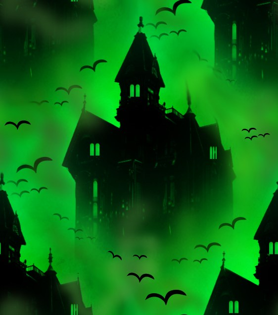 Vampire Backgrounds: Vampire Castle